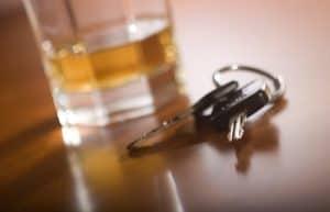 תאונת דרכים בהשפעת אלכוהול